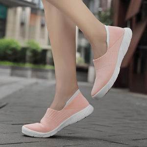 2020 Spring Women Socks Sneakers Soft Non Slip Casual Trainers - HiSheep
