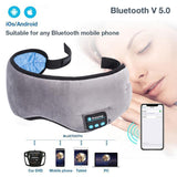 BLUETOOTH SLEEPING EYE MASK HEADSET FREE SHIPPING - HiSheep