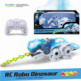 Remote Control Chameleon Dinosaur Creative Smart Pet - HiSheep
