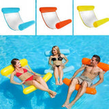 Swimming pool foldable inflatable floating chair - HiSheep