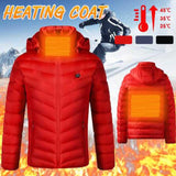 Copy of Heated Winter Jacket - FREE SHIPPING! - HiSheep