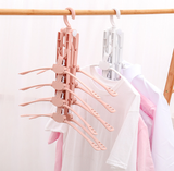 8-in-1 Multi-Function Retractable Folding 360 Degree Rotatable Drying Rack - HiSheep