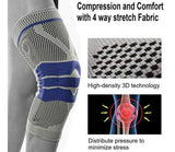 Support silicone anti-collision knee pads - HiSheep