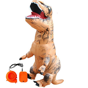 Inflatable Dinosaur Costume -Hilarious, Energetic Fun! - HiSheep