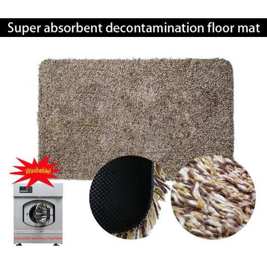 Super Absorbent Decontamination Floor Mat - HiSheep