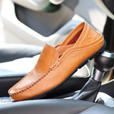 Men's Fashion Classic Casual Leather Shoes - HiSheep