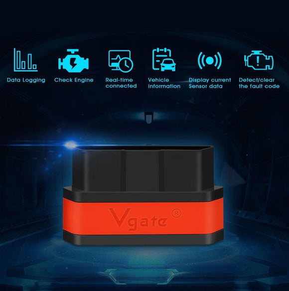 iCAR2 WIFI OBD for Android/IOS/PC - HiSheep