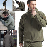 Outdoors Military Tactical Jacket - HiSheep