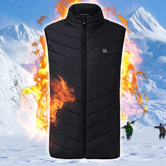 Smart Heated Vest 2.0 - HiSheep