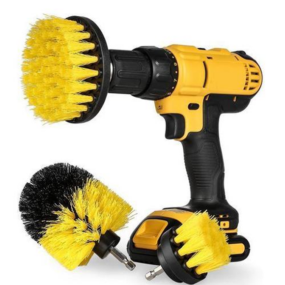 Power Scrubber Brush Set - HiSheep
