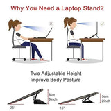 Invisible Portable Folding Laptop Stand - HiSheep