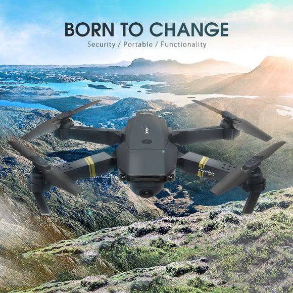 FPV Wide Angle Camera Drone - 2020 Best Drones - HiSheep