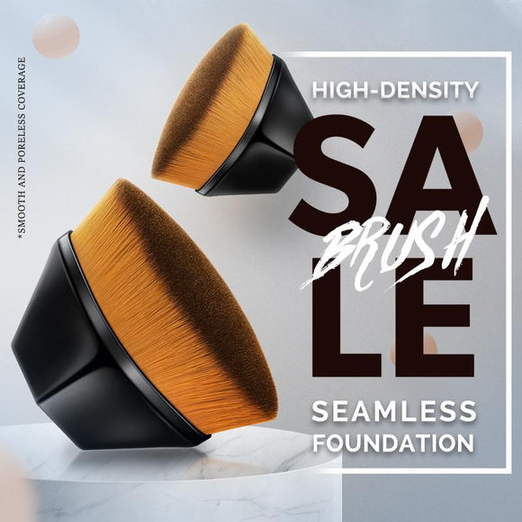 High-Density Seamless Foundation Brush (Only $8.99 for the second one!) - HiSheep