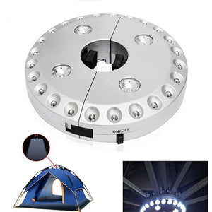 LED Detachable Tent Light - Let's Get The Party Started! - HiSheep