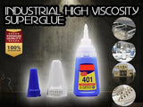 Industrial High Viscosity Superglue - HiSheep