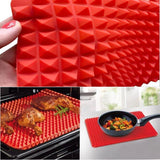 Pyramid Pan: Silicone Cooking Mat (BUY 2 GET 10%OFF) - HiSheep