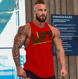 Man's Lift Muscle Gym Exercise Large Vest - HiSheep