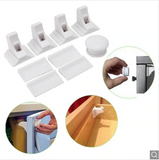 Child Safety Magnetic Cabinet Locks Free Shipping - HiSheep