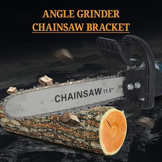 Angle Grinder Chainsaw Bracket 1 Set (FREE SHIPPING) - HiSheep
