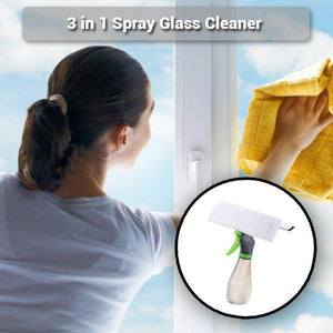 3 in 1 Spray Glass Cleaner - HiSheep