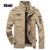 100% Cotton Army Jacket - free shipping - HiSheep
