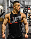Men's Lift Muscle Sport Gym Vest - HiSheep