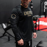 Men's Long-Sleeved Sports T-Shirts(BUY 2 GET 10%OFF) - HiSheep