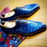 2020 NEW Men's Handcrafted Retro Style Oxford Shoes - HiSheep