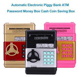 Piggy Bank Depoist Box - Cash & Coins Savings - HiSheep