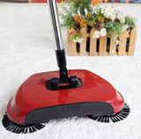 High-Tech Sweeping Device, No Electricity Needed (All In One Floor-Cleaner) - HiSheep