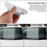 Copy of Weather Proof Anti-Rain Windshield Solution - HiSheep