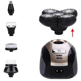 5 In 1 Electric Head Shaver - HiSheep