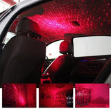 Mini USB Led Car Atmosphere Star Projector - HiSheep