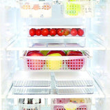 Best Refrigerator Organizers -Smart Design Adjustable Instant Refrigerator Drawers - HiSheep