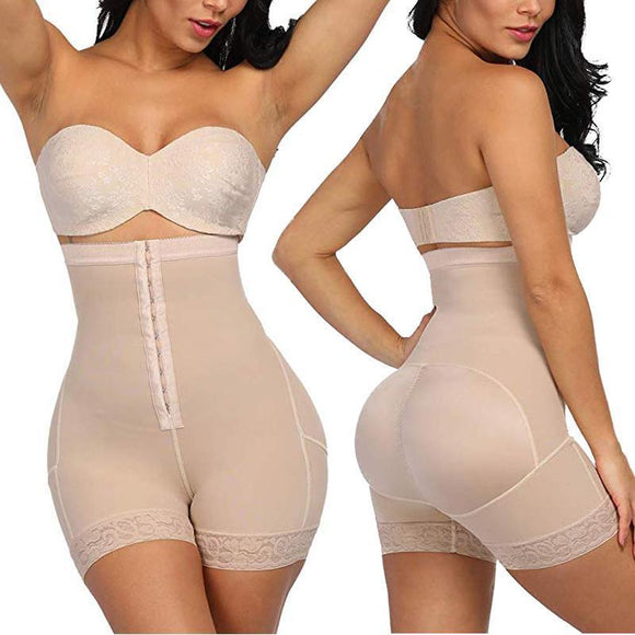 High Waist Compression Girdle Butt Lifter Panty - free shipping - HiSheep