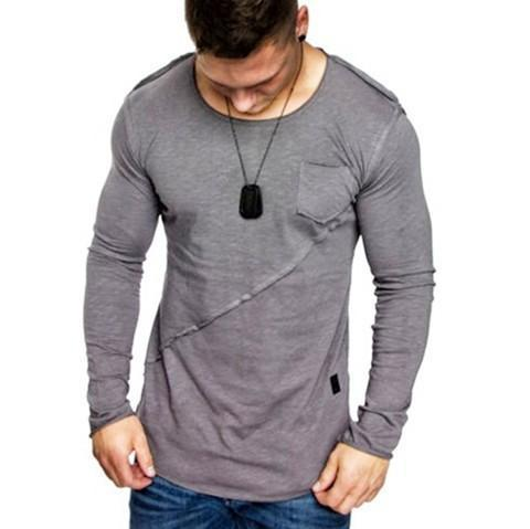 Men Plus Size High-Elastic Cotton T-Shirts (BUY 2 GET 10%OFF) - HiSheep