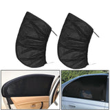 4Pcs Slip-On Car Window Shades - HiSheep