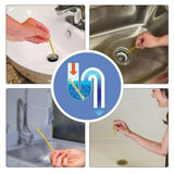 Decontamination Sticks Drain Cleaner( 24pcs ) - HiSheep