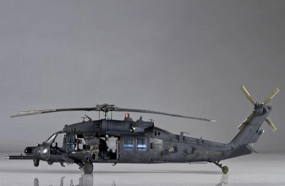 (Limited Edition Free Shipping) Blackhawk RC Helicopter - HiSheep