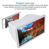 Universal Foldable 3D HD Mobile Phone Screen Magnifier - HiSheep