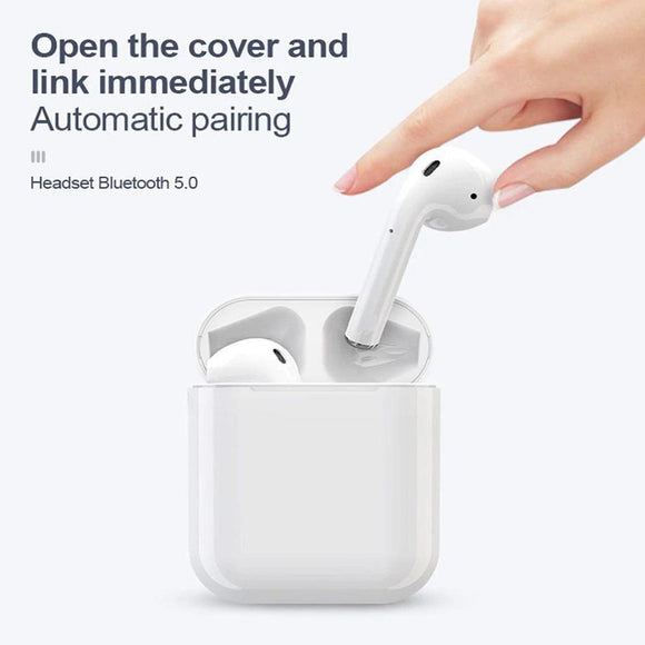 Bluetooth Touch Earphone - iPhone & Android - free shipping - HiSheep