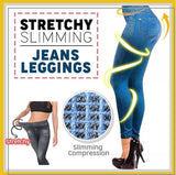 Stretchy Slimming Jeans Leggings - 50% OFF - Free shipping - HiSheep