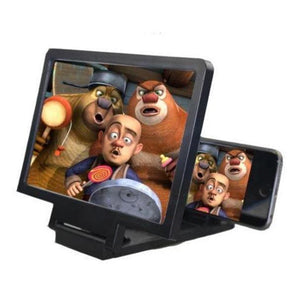 3D Mobile Phone Screen Projection Amplification Device - Buy two free shipping! - HiSheep