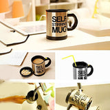 Self Stirring Coffee Mug - HiSheep