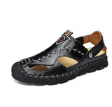 Leather Men Shoes Plus Size -  Free shipping! - HiSheep