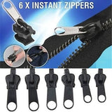 Instant Zipper ( Set of 6 ) - Buy two free shipping! - HiSheep