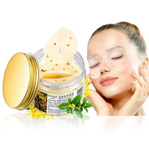 Gold Osmanthus Eye Pads - buy two free shipping - HiSheep