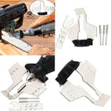 Chain Saw Tooth Grinding Tool Accessories 5 in 1 - HiSheep