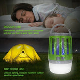 2-in-1 Mosquito Killer Camping Light - HiSheep