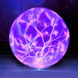 USB Plasma Ball Electrostatic Magic Ball Party Touch Sensitive Lights - ( Free shipping! ) - HiSheep